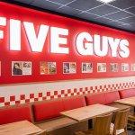 Five Guys Penrith: US burger chain set to open in Sydney Australia💥👩💥💥👩💥