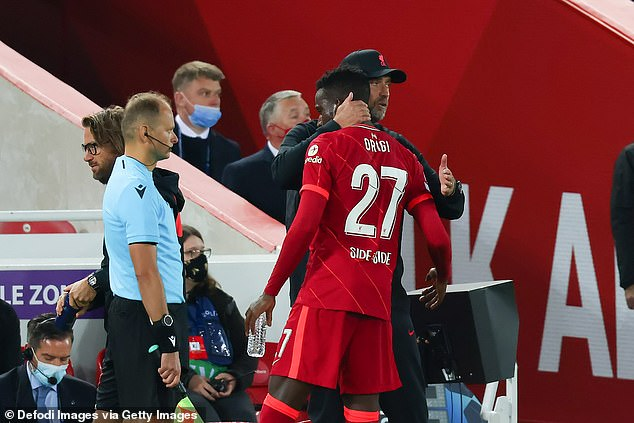 Jurgen Klopp admitted he was shocked no clubs made a bid to sign Divock Origi this summer
