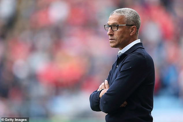Chris Hughton has been sacked by Nottingham Forest who have parted company with a manager every year since 2011 in an extraordinary merry-go-round at the City Ground