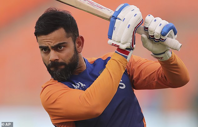 Virat Kohli will step down as India's Twenty20 captain after the T20 World Cup next month