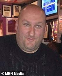 Glenn Barratt tells nurses he wishes he had been given a jaw