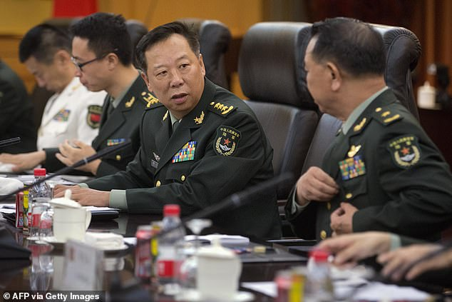 Milley calledChina's People's Liberation Army (PLA) General Li Zuocheng to provide reassurances over his alleged concerns Trump might take military action in a desperate move to retain power after his election loss