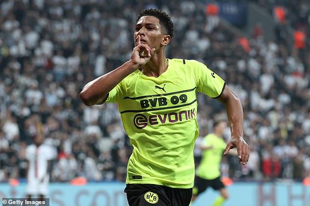 Jude Bellingham produced an excellent performance as Borussia Dortmund won at Besiktas