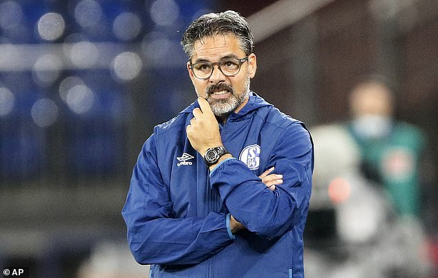 A record four managers shuffled out the door - including ex-Huddersfield boss David Wagner