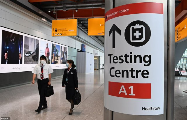 Many countries in Europe have seen their travel industries recover much quicker than the UK¿s, having already dropped PCR testing rules for double-jabbed arrivals from low-risk countries