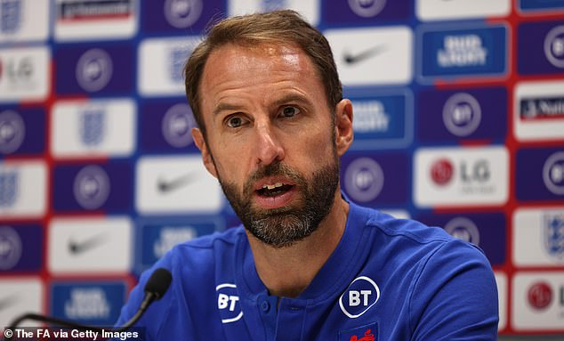 England manager Gareth Southgate has hailed his 'relatable' set of England players