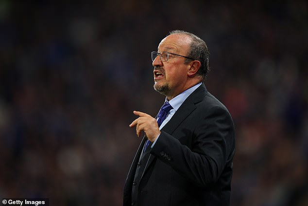 Rafa Benitez has options of playing Gray in several different positions due to his skill set
