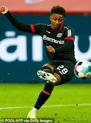 Gray went to Bayer Leverkusen and scored on his debut but struggle for his six months stay