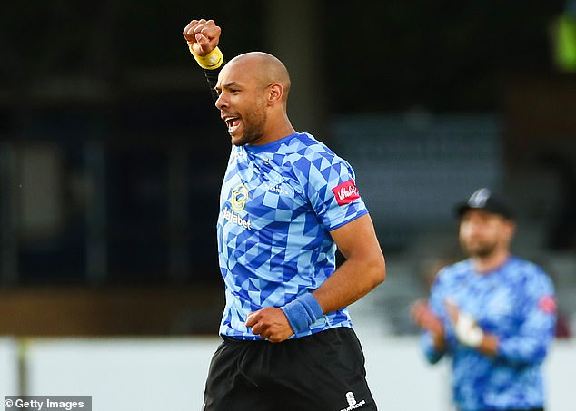 Team-mate Tymal Mills has been called up to the T20 World Cup squad after a strong summer