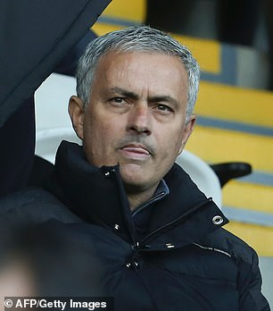 Mourinho (pictured), then Manchester United boss, confronted Clattenburg over a handball decision