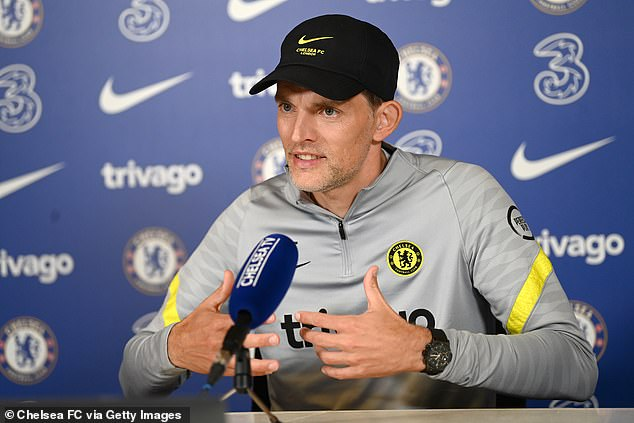 However, Sherwood says Werner will need to 'show the manager that he's got more than just the press' and insists he must 'show some quality' to maintain a place in the team
