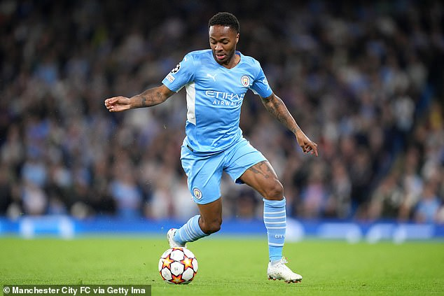 Barcelona are looking to sign Manchester City's Raheem Sterling on loan, according to reports