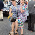 Vintage fanatics enjoy a day of motor racing at Goodwood Revival 💥👩💥