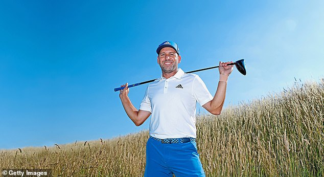 Sergio Garcia has been described him as the heart and soul of the European team