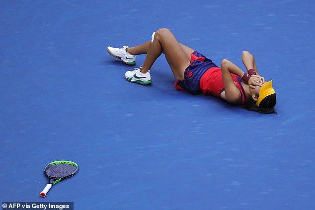 Radukanu will have to keep winning Grand Slam titles to retain sponsorship