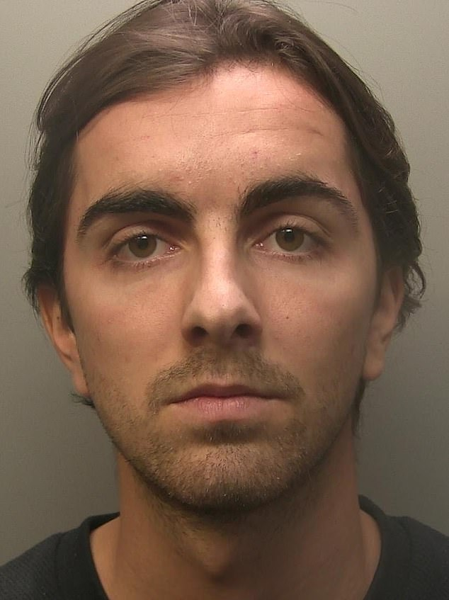 Locked in: Sammy Kimmence is currently serving time behind bars for scamming retirees over £ 34,000