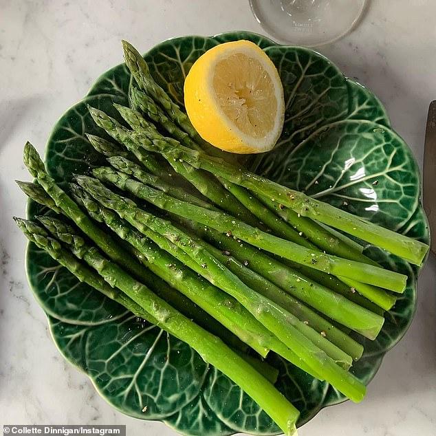 Tasty:The designer, 55, often posts her food creations on social media