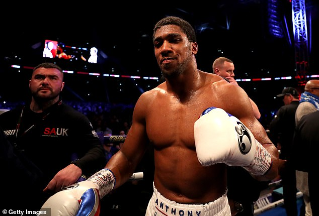 Hunter has said that Joshua will need a 'concrete game-plan' to get the better of Usyk