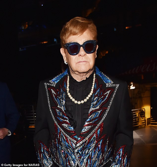 Health Alert: Elton had cancer on his own and had his prostate removed when diagnosed with prostate cancer in 2017