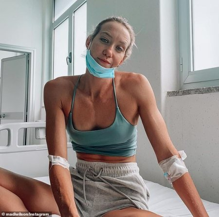 Australian Olympic Gold-Medalist, 27, is Hospitalized with Coronavirus Despite Being Fully Vaccinated