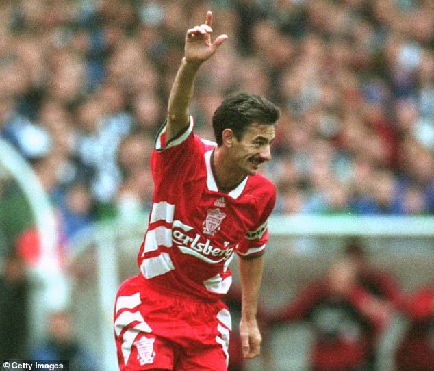 Souness played with great forwards like Ian Rush, but said Greaves was above them all