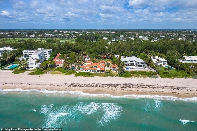 There are now only about 750 homes in the Gulf Stream community