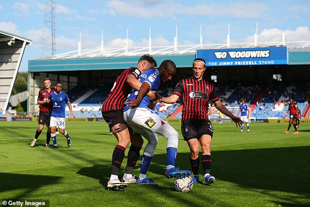 One of the Premier League founding clubs, Oldham find themselves bottom of League Two