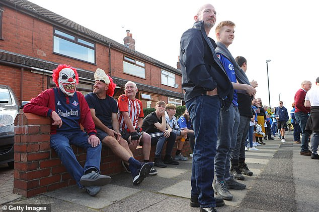 Oldham supporters now face dropping out of the Football League entirely this season