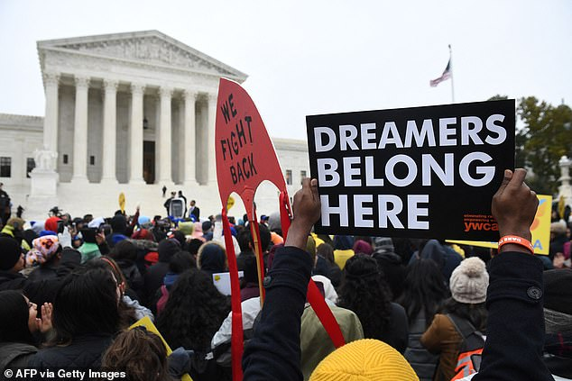 The provisions would have created separate, multi-year processes for immigrants to obtain legal permanent residency, which in turn would allow many so-called Dreamers to pursue citizenship.