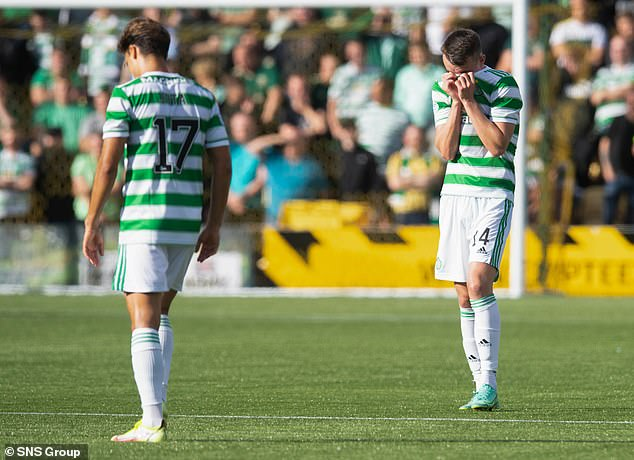 Celtic slumped to yet another away defeat on Sunday, this time a narrow loss at Livingston