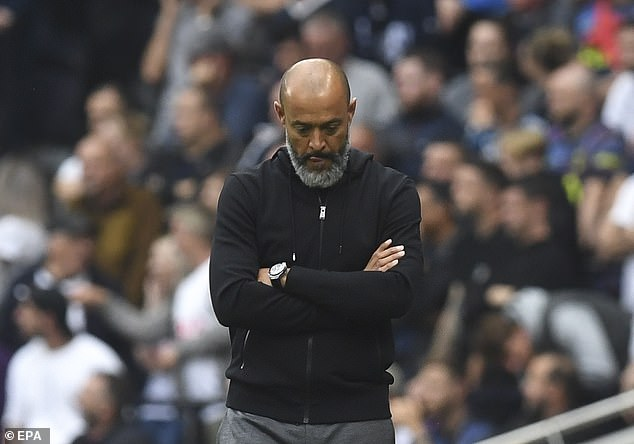 Manager Nuno Espirito Santo has been left with plenty to fix after another demoralising loss