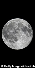 FULL MOON (when the Moon is fully illuminated from Earth's point of view)