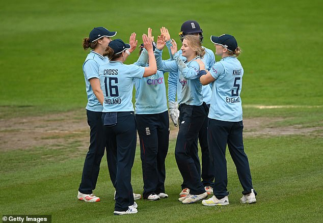 England women were also to participate in five matches on the tour of Pakistan.