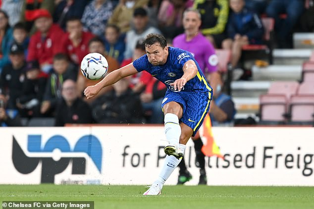Drinkwater is in the final year of his Blues contract and is looking forward to 'new challenges'