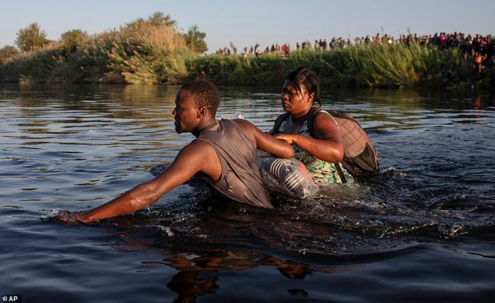 More than half of the 327 Haitians that were deported on Sunday were under the age of five and were born abroad, according to AFP, with many Haitians emigrating to Chile and Brazil in 2016 and 2017 to save up enough money to come into the United States