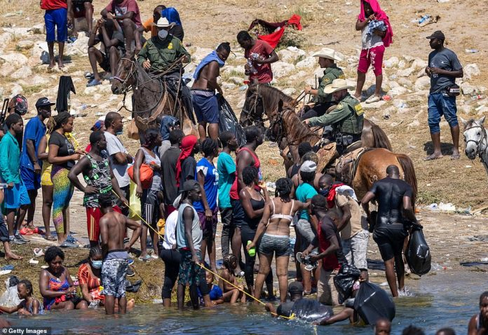 Many of the Haitians aiming to reach the U.S. are traveling from both Haiti and other South American countries such as Chile and Brazil where they have lived since seeking refuge there after the 2010 earthquake. The reasons for the influx of Haitians traveling to the U.S. are multifaceted.