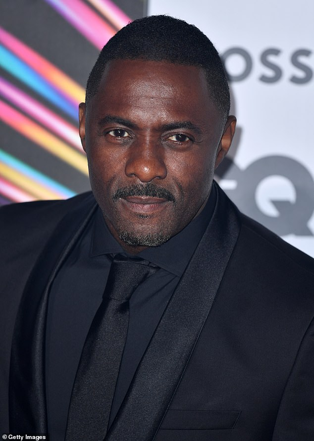 Named Elba: Luthor and The Wire star Idris Elba has long been a fan favorite for his take on the 007 mantle from Craig (pictured in 2021)