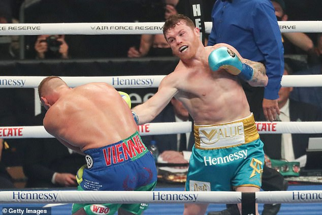 Canelo has outlined his plan to keep making history and prove himself as one of the best ever