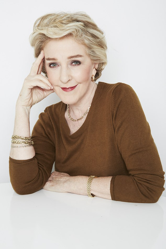 'Are you an aunt or you have dementia!'  Patricia Hodge believes veteran actresses still face 'limitations' when it comes to the kind of roles they are offered