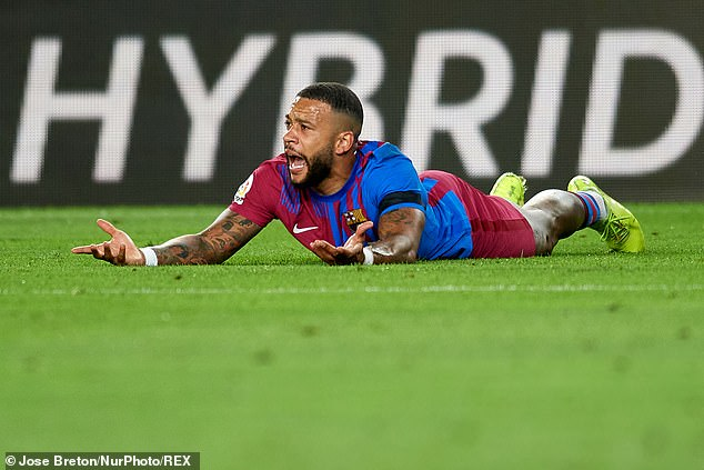 Barcelona scraped to a late 1-1 draw with Granada at the Nou Camp on Monday evening