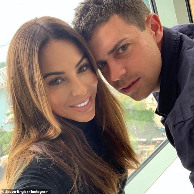 Drama: MAFS star KC Osborne (left) - who dated Michael for several months after Michael and Stacey Hampton's 'marriage' collapsed during Nine's social experiment - is also set to appear in the star-studded show