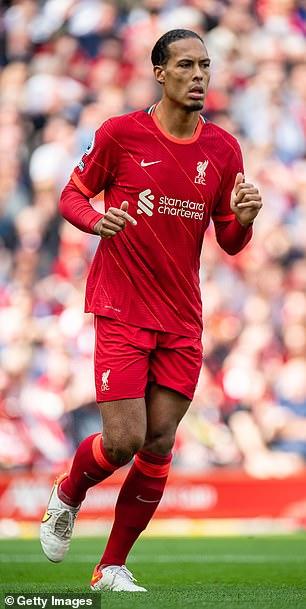 Liverpool's Virgil van Dijk is also considered one of the best, but Ferdinand did not name him, praising Rudiger.