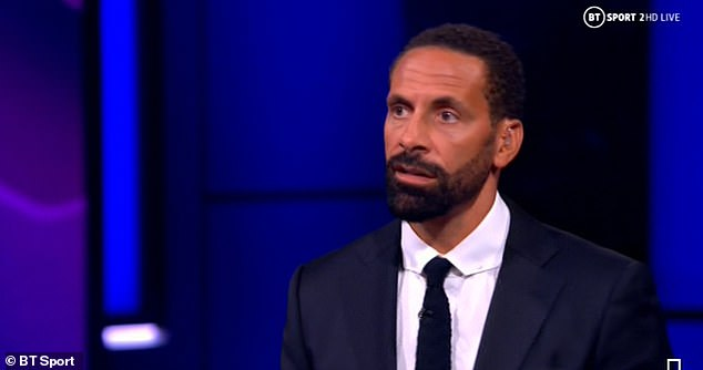 Ferdinand has been impressed by the German centre-back and says he is 'extremely'