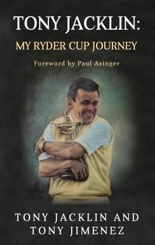 Jacklin reflects on his life both on and off the golf course in his new book