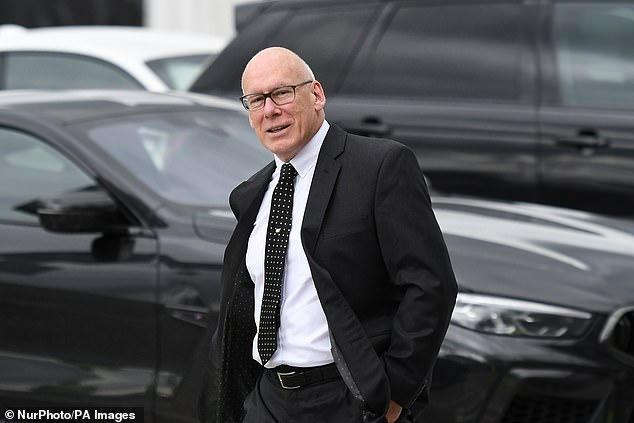 Owner Mel Morris has failed to guarantee employees their wages in a meeting