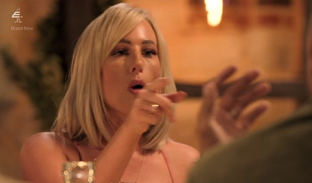 Shock:Married at First Sight UK's Morag Crichton has revealed sick online trolls have demanded she commit suicide amid the show's drama