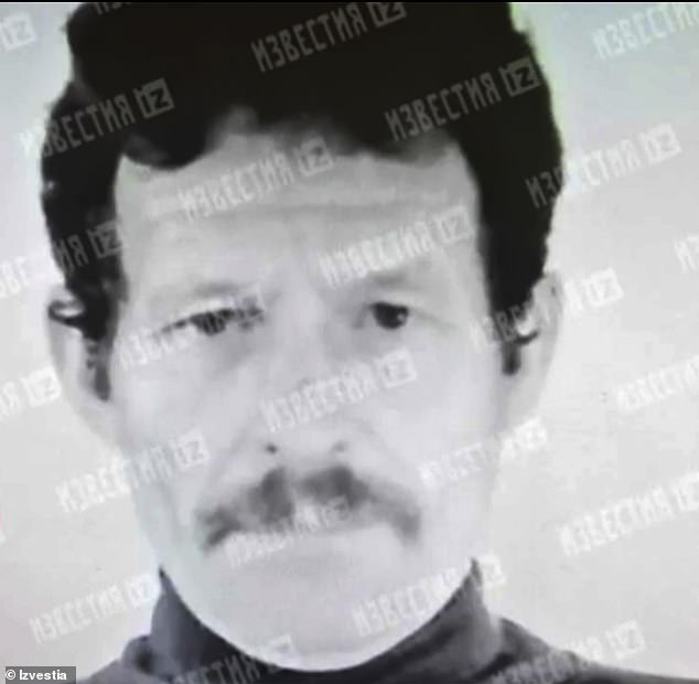 Shavkat Shayakhmedov, 61, had a long history of sex attacks, according to law enforcement