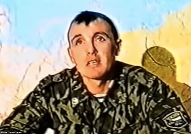 A recently uncovered video shows suspected Salisbury ringleader Sergey Fedotov discussing his exploits as a captain serving in the first paratroopers' company of the 108th air assault regiment