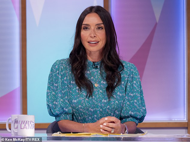 , Christine Lampard returns to Loose Women after maternity leave, The Evepost BBC News