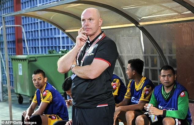 Steve Kean's coaching career has taken him from Blackburn to Australia via Brunei